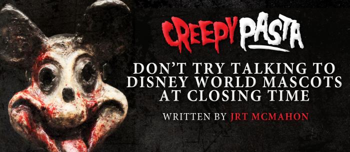 No intentes hablar con las mascotas de Disney World al cierre