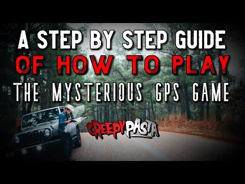 Cómo jugar el juego de GPS