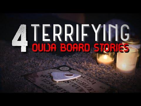 4 historias realmente aterradoras sobre el tablero Ouija