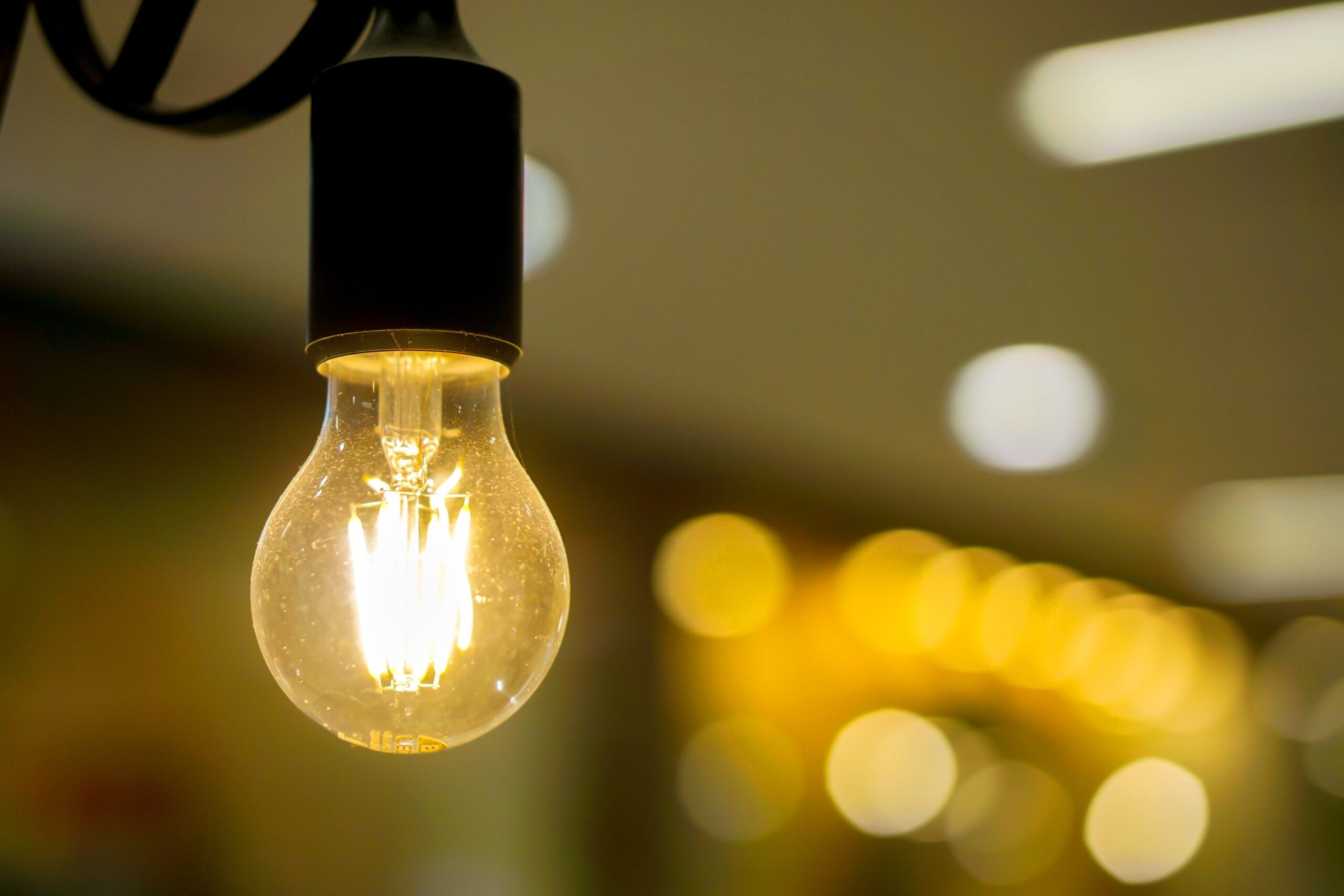 Reduce la marcación de luz en el medidor digital